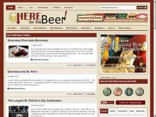 www.hereforthebeer.com