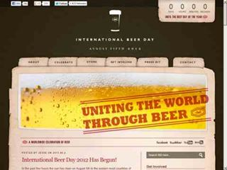 www.internationalbeerday.com